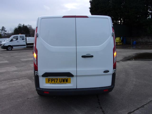 2017 Ford Transit Custom 290 2.0 Tdci 105Ps Low Roof D/Cab Van (FP17UWW) Image 10
