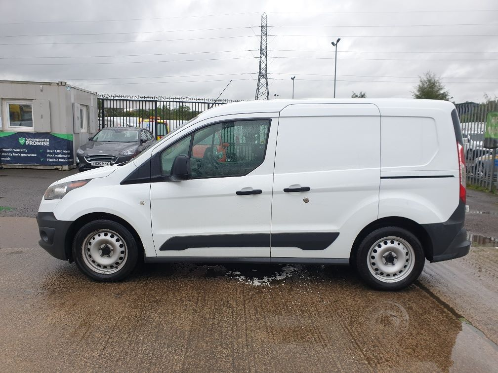 2017 Ford Transit Connect 200 L1 DIESEL 1.5 TDCI 75PS VAN EURO 6 *RESTRICTED TO 72MPH* (FP17UWZ) Image 4