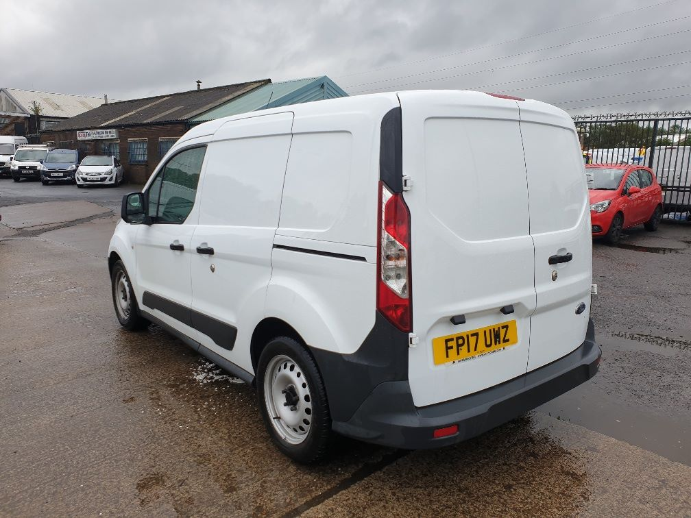 2017 Ford Transit Connect 200 L1 DIESEL 1.5 TDCI 75PS VAN EURO 6 *RESTRICTED TO 72MPH* (FP17UWZ) Image 8