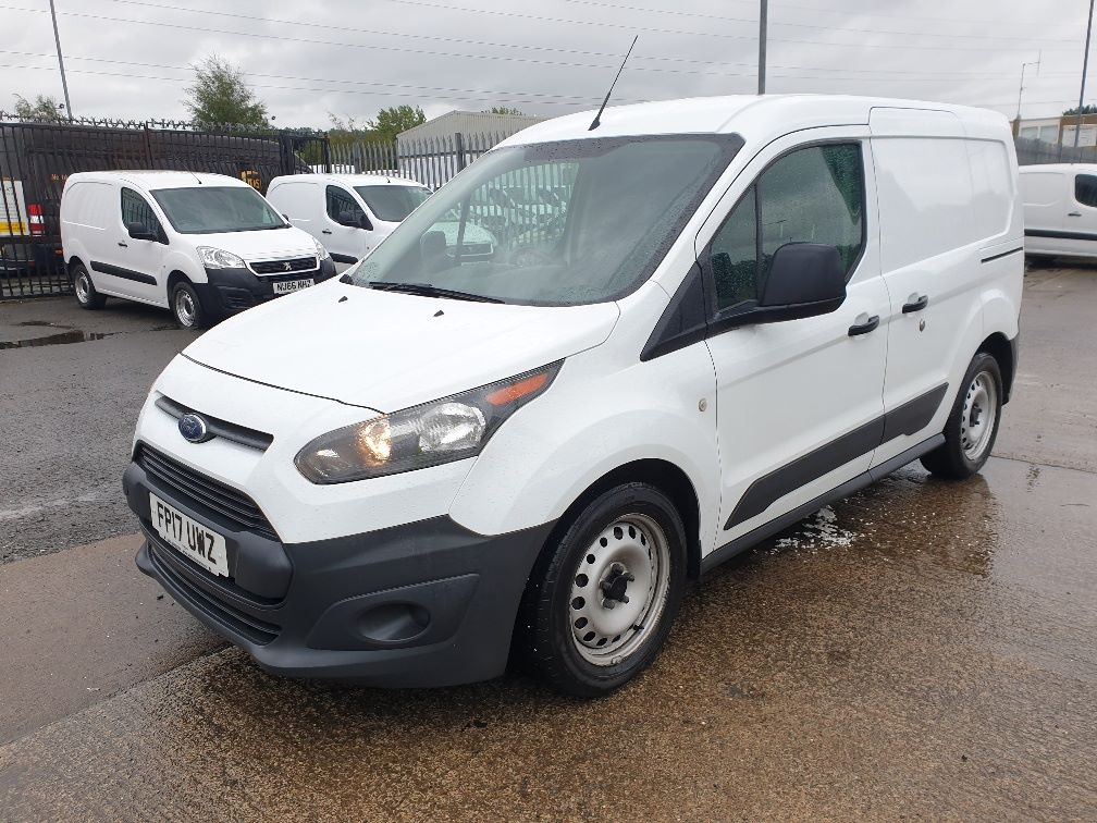 2017 Ford Transit Connect 200 L1 DIESEL 1.5 TDCI 75PS VAN EURO 6 *RESTRICTED TO 72MPH* (FP17UWZ) Thumbnail 3