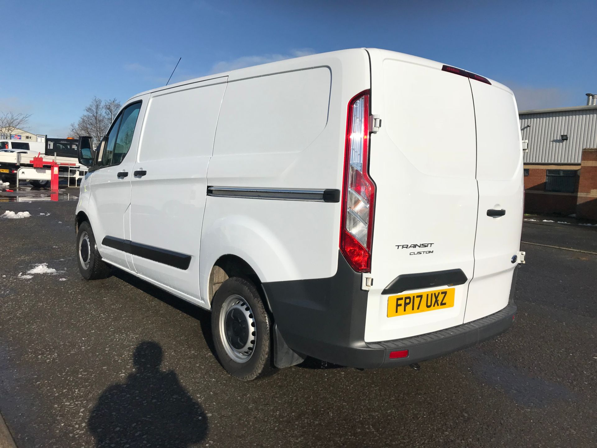 2017 Ford Transit Custom 2.0 Tdci 105Ps Low Roof Van (FP17UXZ) Image 5