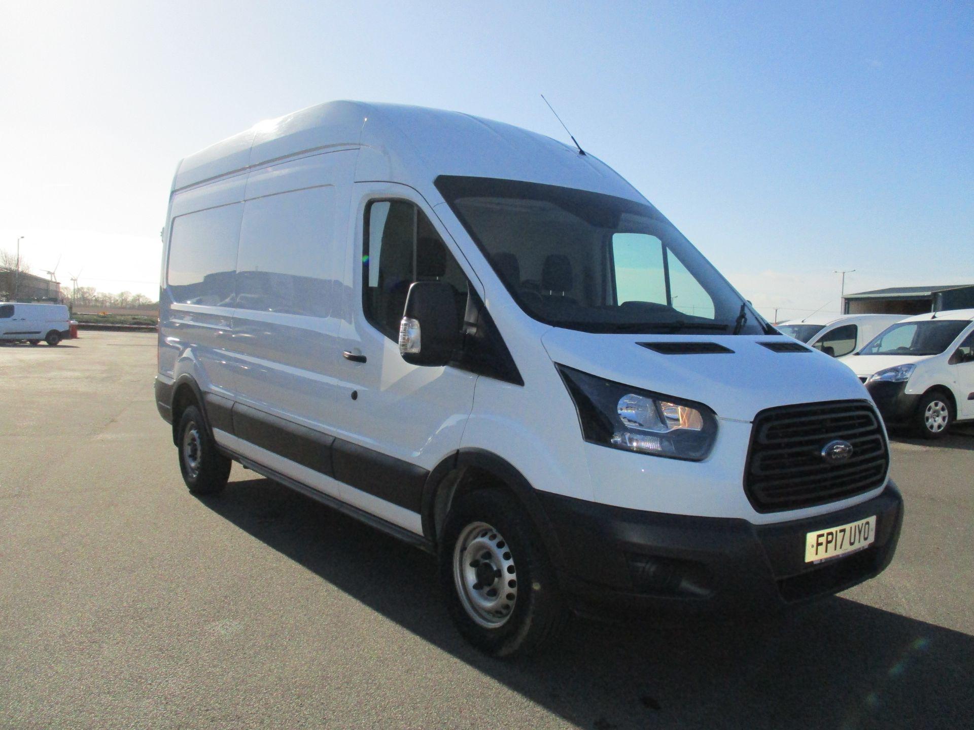 2017 Ford Transit L3 H3 VAN 130PS EURO 6 (FP17UYO)
