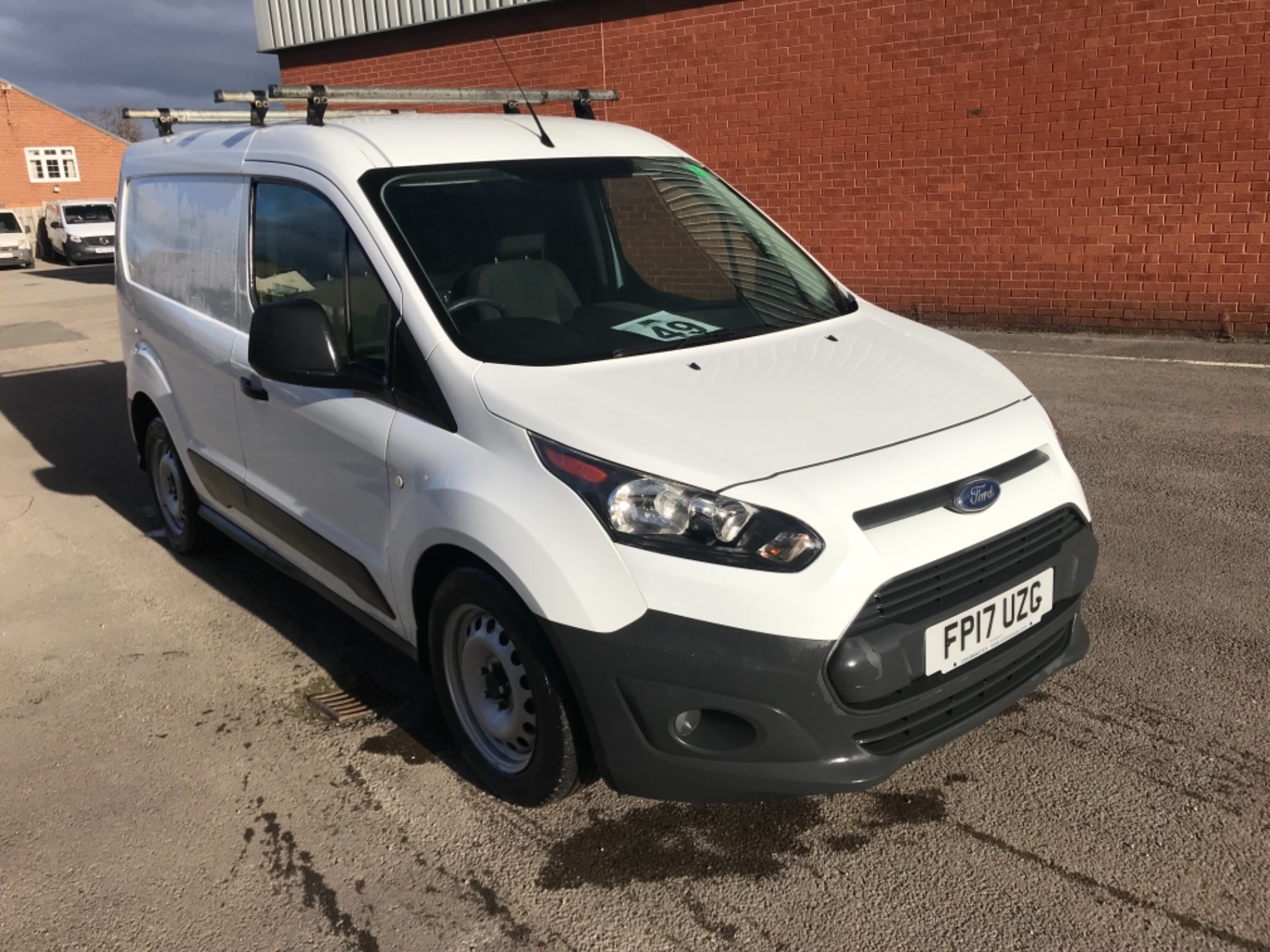 2017 Ford Transit Connect  200 L1 Diesel 1.5 TDCi 75PS Van EURO 6 (FP17UZG)