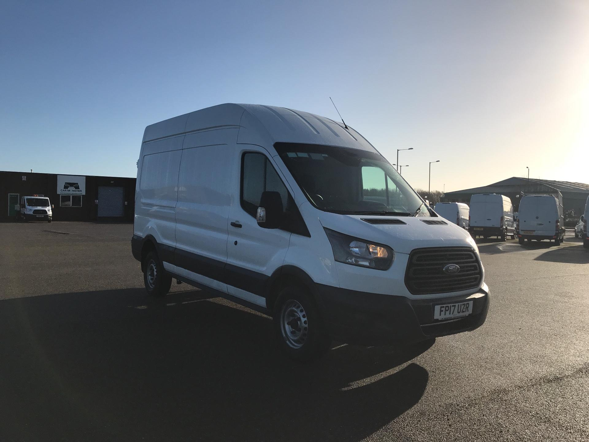 2017 Ford Transit L3 H3 VAN 130PS EURO 6 (FP17UZR)