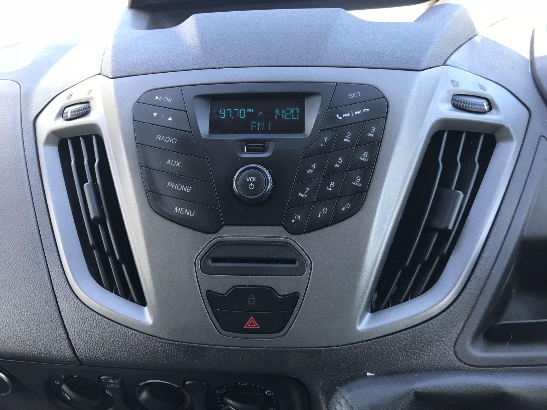 2017 Ford Transit Custom 2.0 Tdci 105Ps Low Roof Van (FP17VDE) Image 28
