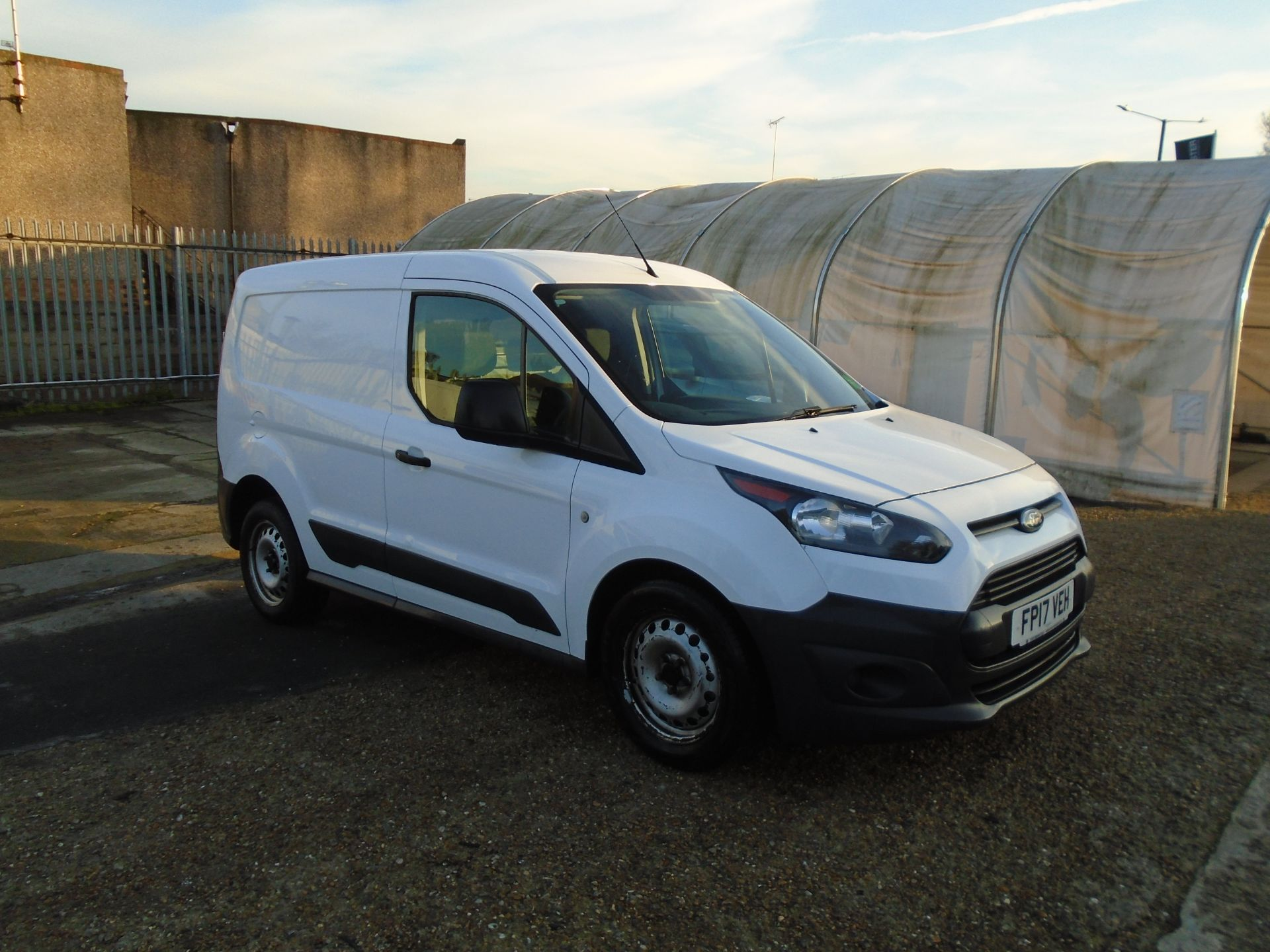 2017 Ford Transit Connect 1.5 Tdci 75Ps Van EURO 6 (FP17VEH)