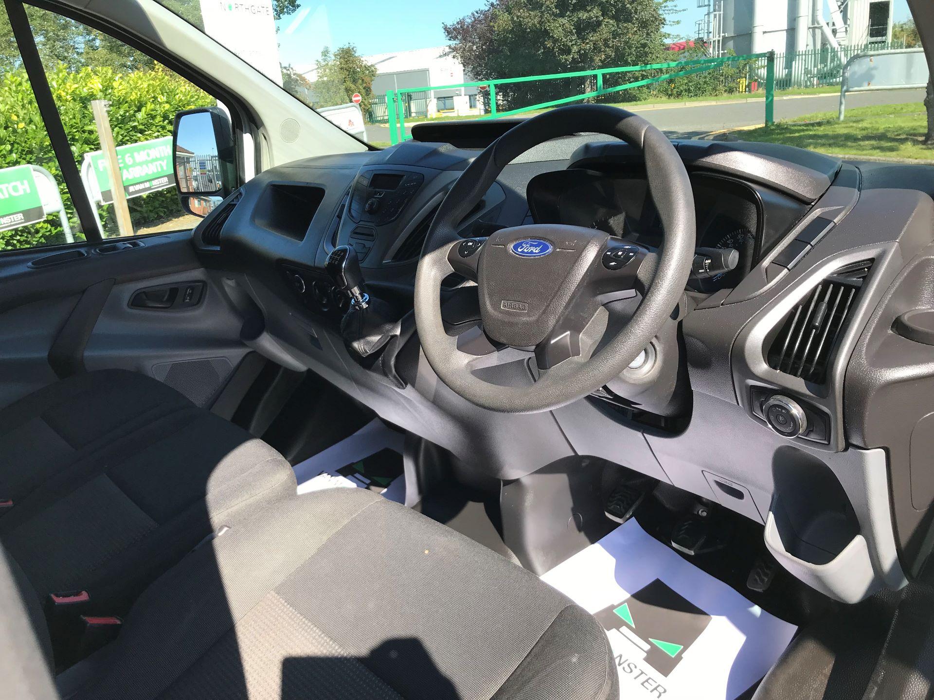 2017 Ford Transit Custom 2.0 Tdci 105Ps Low Roof Van (FP17VEK) Image 11