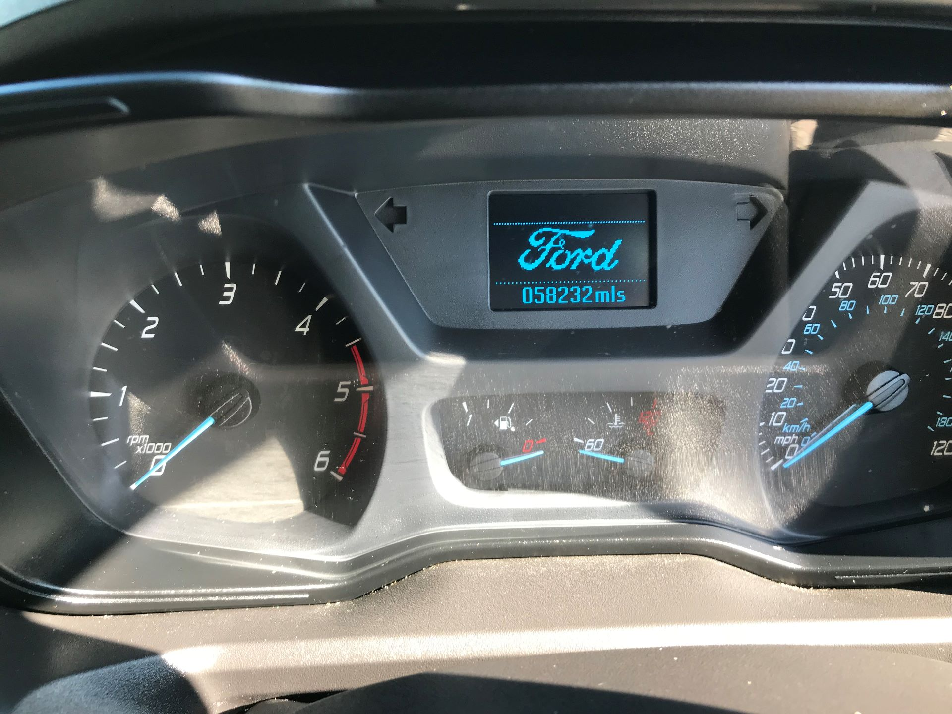 2017 Ford Transit Custom 2.0 Tdci 105Ps Low Roof Van (FP17VEK) Image 13