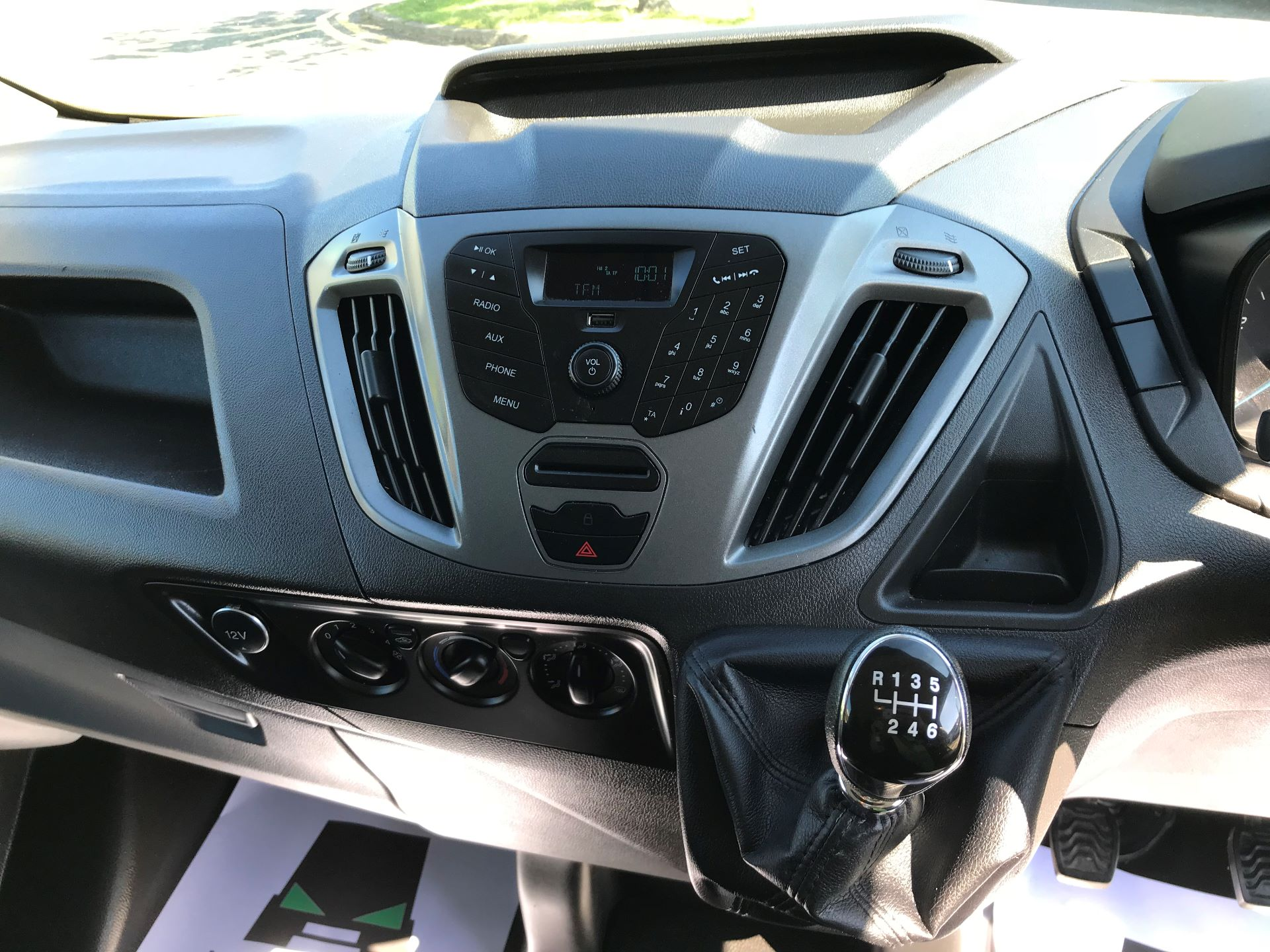 2017 Ford Transit Custom 2.0 Tdci 105Ps Low Roof Van (FP17VEK) Image 14