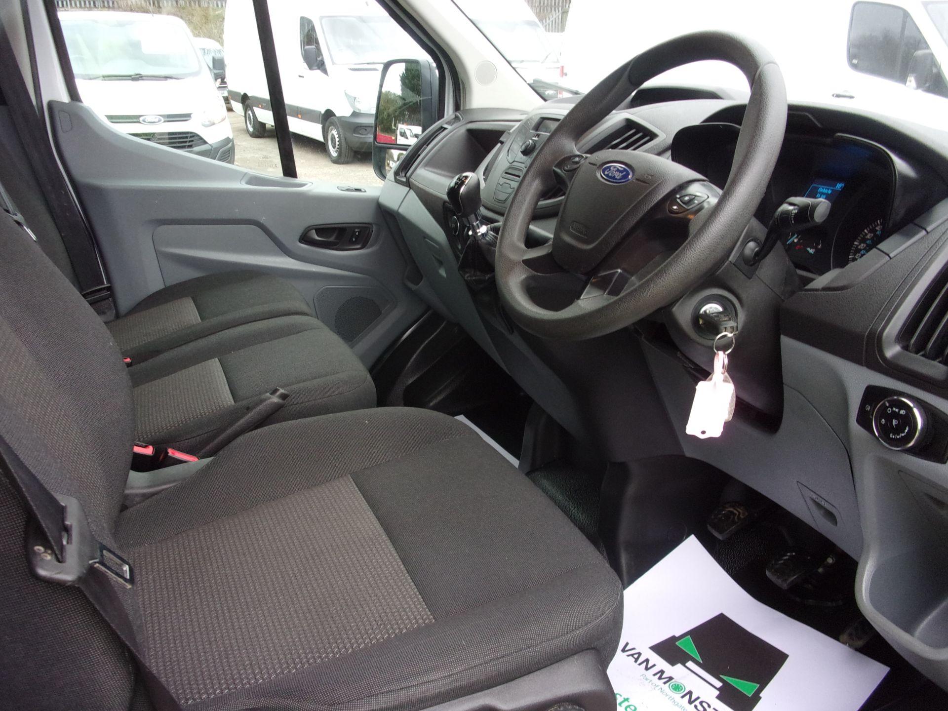 2017 Ford Transit 350 2.0 Tdci 130Ps L3 H3 Van (FP17VEL) Image 2