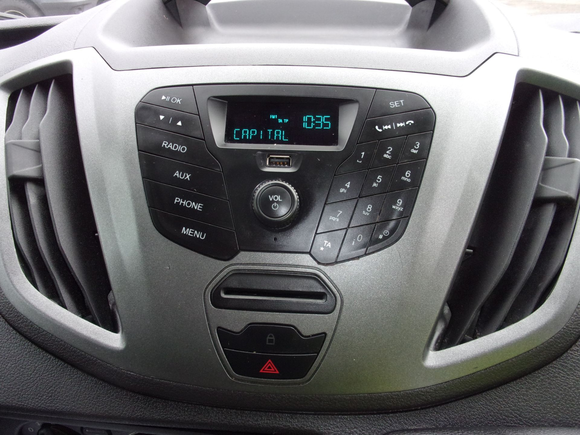 2017 Ford Transit 350 2.0 Tdci 130Ps L3 H3 Van (FP17VEL) Image 3
