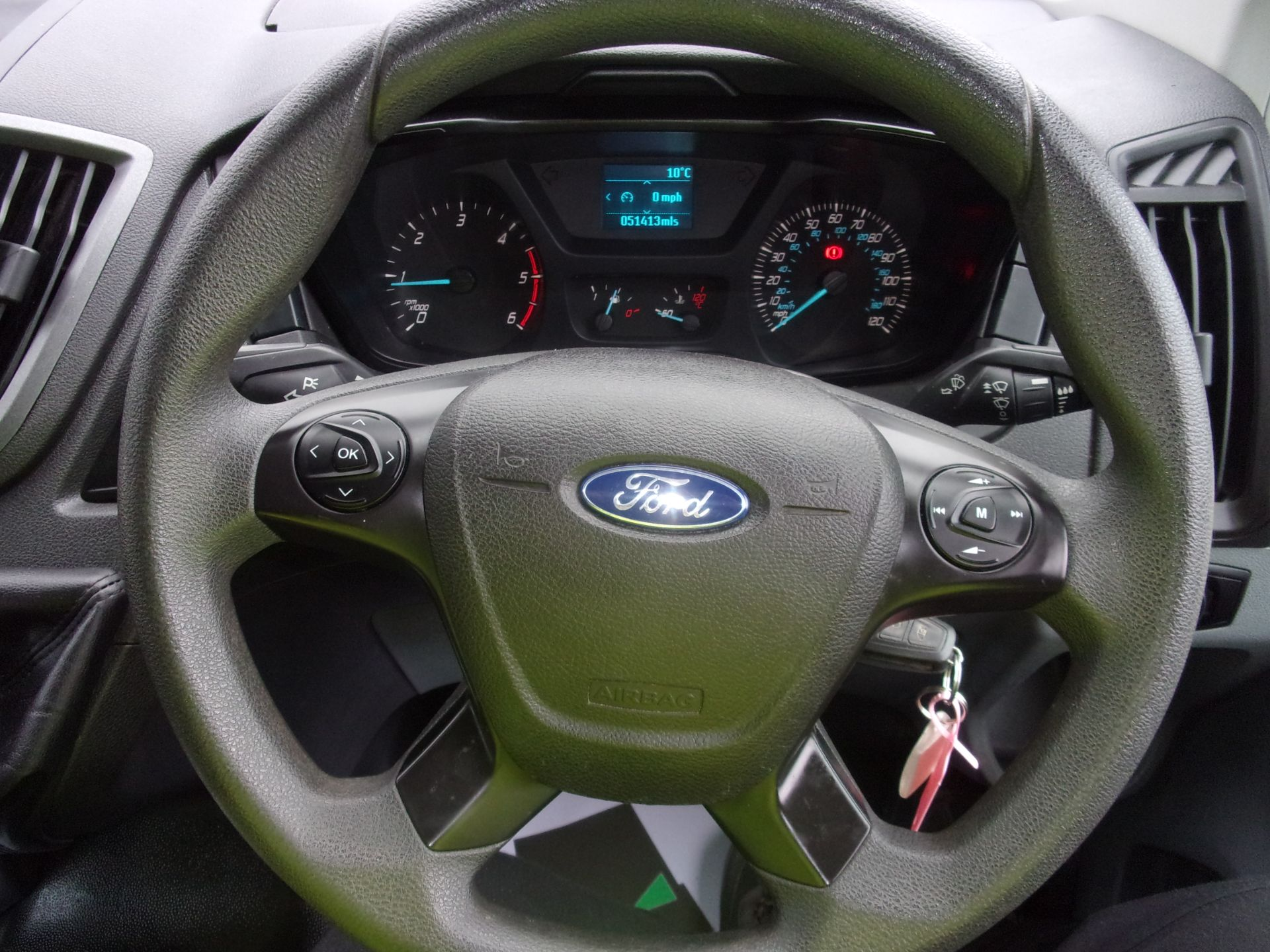 2017 Ford Transit 350 2.0 Tdci 130Ps L3 H3 Van (FP17VEL) Image 5