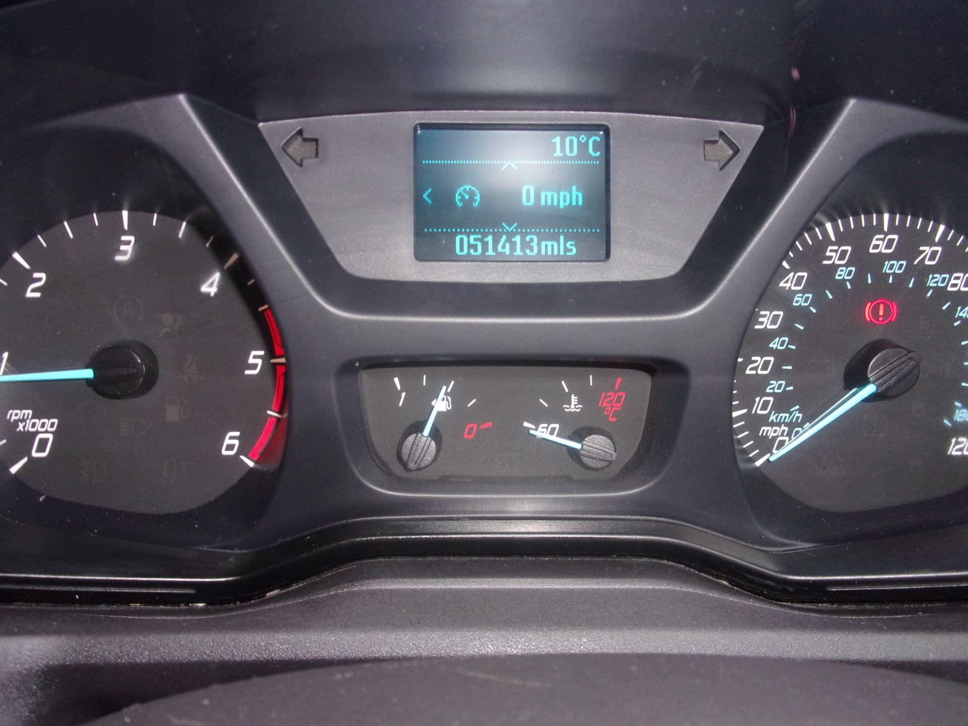 2017 Ford Transit 350 2.0 Tdci 130Ps L3 H3 Van (FP17VEL) Image 6