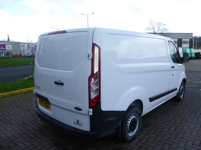 2017 Ford Transit Custom 290 L1 DIESEL FWD 2.2  TDCI 100PS LOW ROOF VAN EURO 6 (FP17VGD) Thumbnail 4