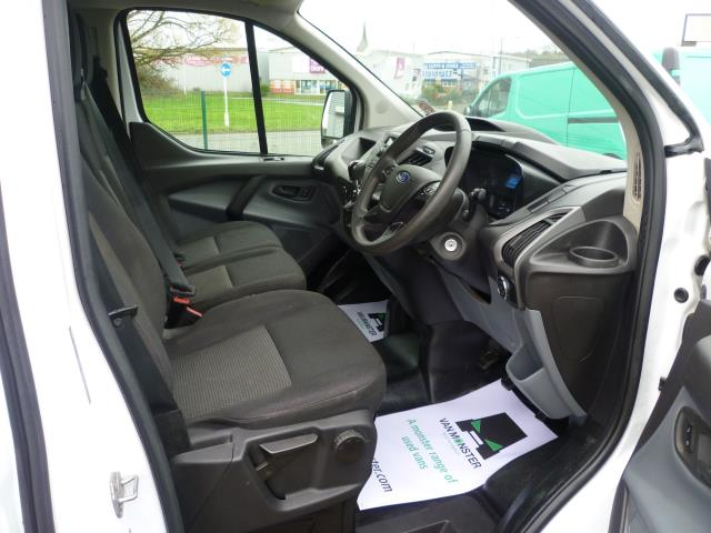 2017 Ford Transit Custom 290 L1 DIESEL FWD 2.2  TDCI 100PS LOW ROOF VAN EURO 6 (FP17VGD) Thumbnail 25