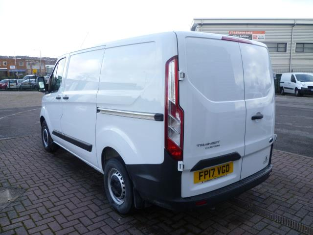2017 Ford Transit Custom 290 L1 DIESEL FWD 2.2  TDCI 100PS LOW ROOF VAN EURO 6 (FP17VGD) Thumbnail 5