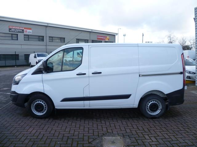 2017 Ford Transit Custom 290 L1 DIESEL FWD 2.2  TDCI 100PS LOW ROOF VAN EURO 6 (FP17VGD) Thumbnail 9