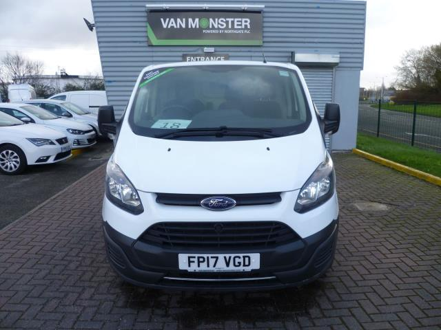 2017 Ford Transit Custom 290 L1 DIESEL FWD 2.2  TDCI 100PS LOW ROOF VAN EURO 6 (FP17VGD) Thumbnail 3