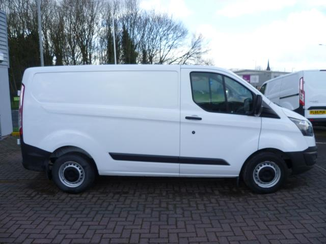 2017 Ford Transit Custom 290 L1 DIESEL FWD 2.2  TDCI 100PS LOW ROOF VAN EURO 6 (FP17VGD) Thumbnail 8