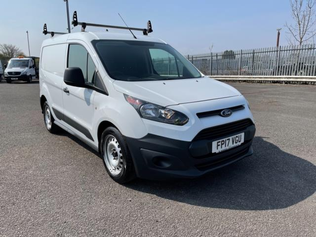 2017 Ford Transit Connect 1.5 Tdci 75Ps Van (FP17VGU)