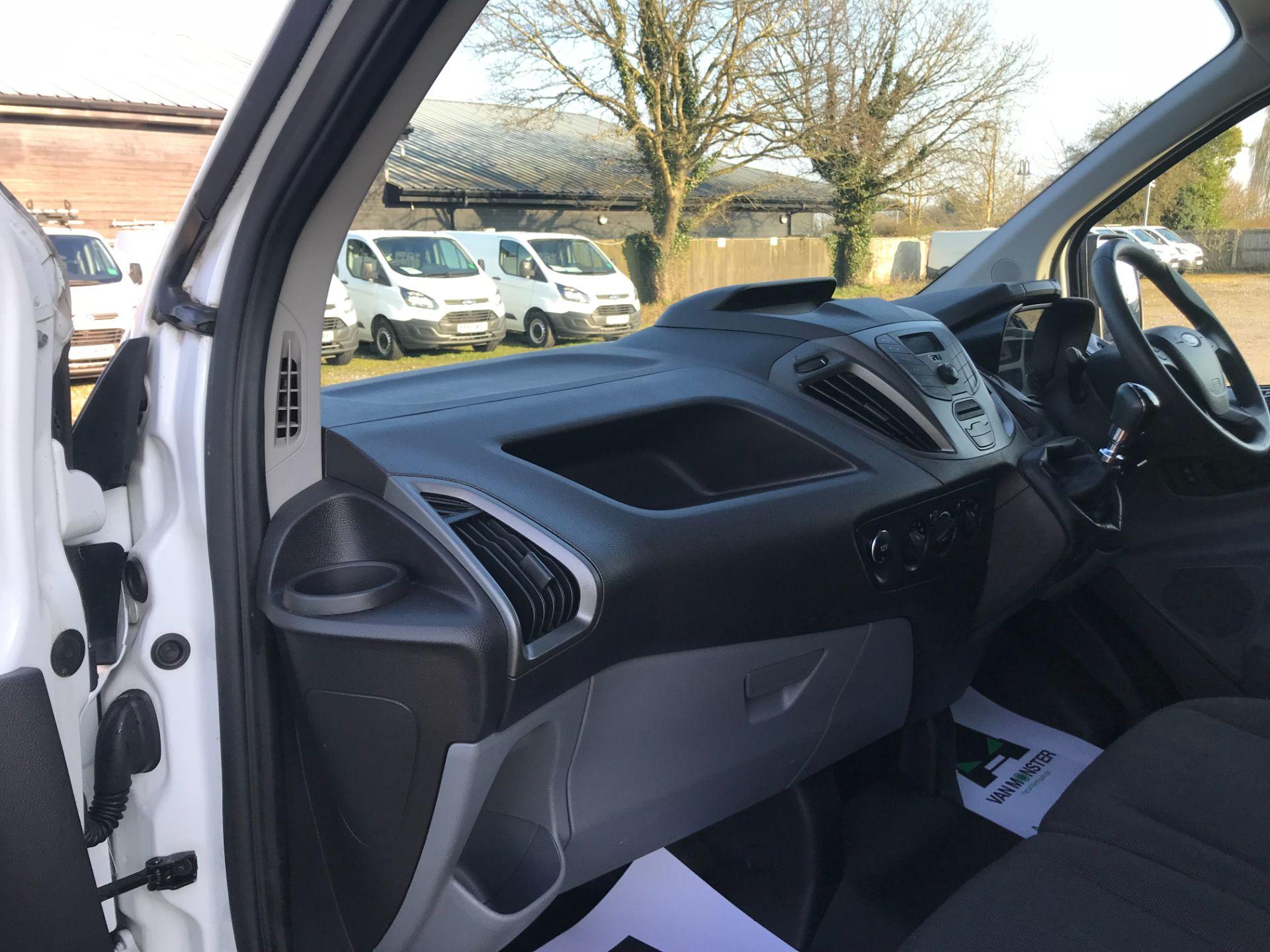 2017 Ford Transit Custom  290 L1 DIESEL FWD 2.0 TDCI 105PS LOW ROOF VAN EURO 6 (FP17VKV) Image 16