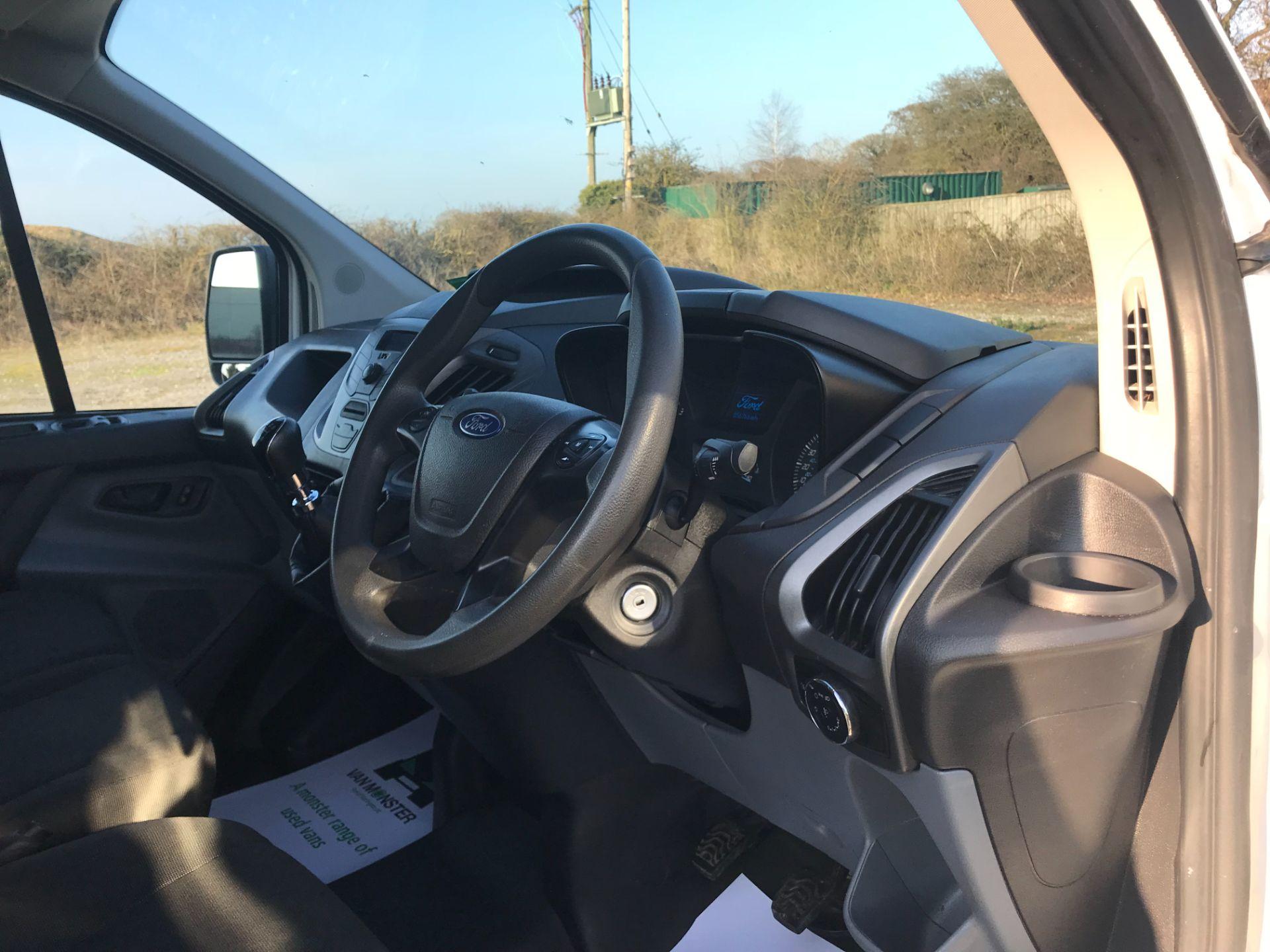 2017 Ford Transit Custom  290 L1 DIESEL FWD 2.0 TDCI 105PS LOW ROOF VAN EURO 6 (FP17VKV) Image 24