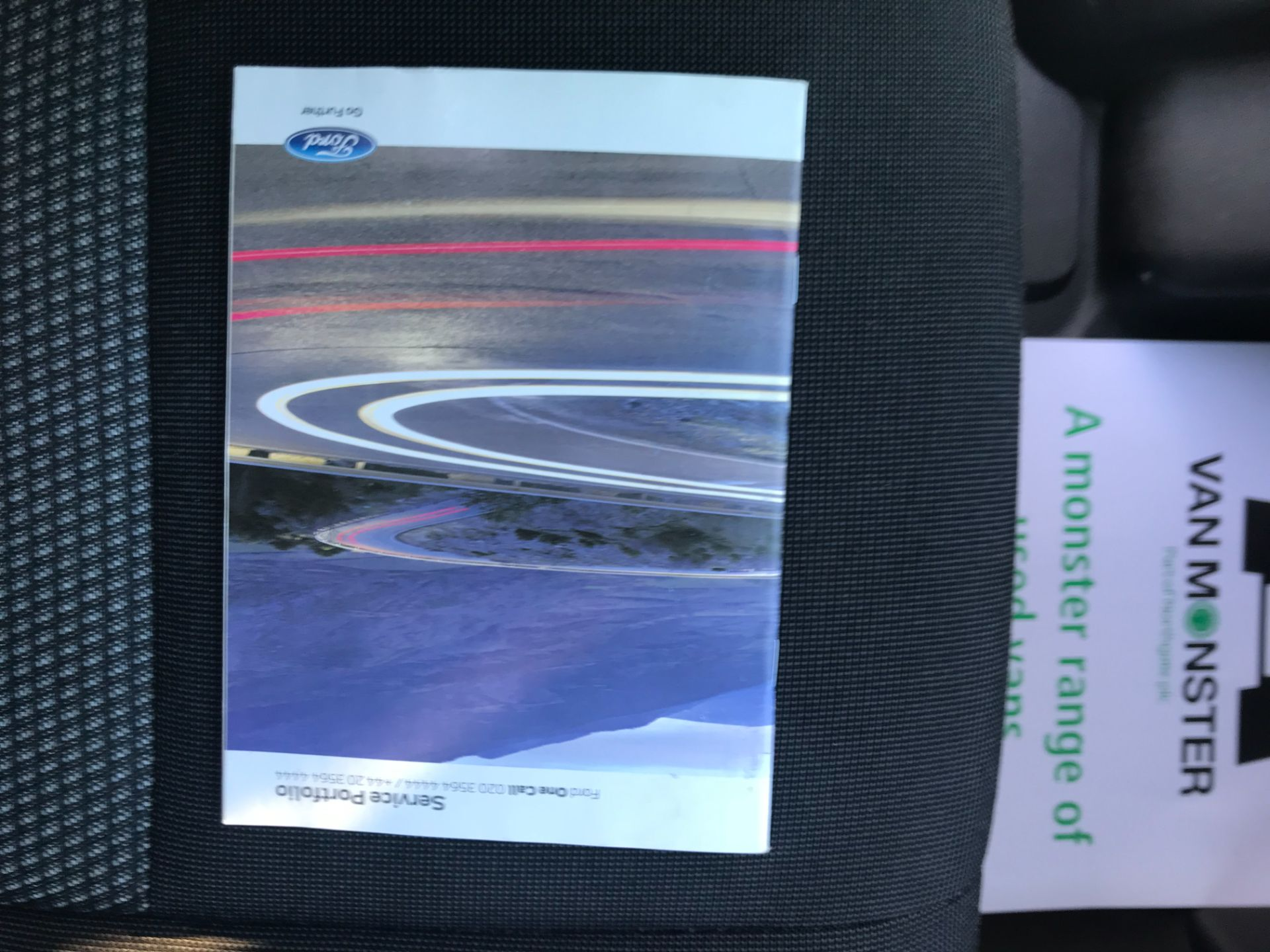 2017 Ford Transit Custom  290 L1 DIESEL FWD 2.0 TDCI 105PS LOW ROOF VAN EURO 6 (FP17VKV) Image 44