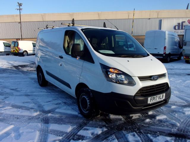 2017 Ford Transit Custom 2.0 Tdci 105Ps Low Roof Van (FP17VLB)