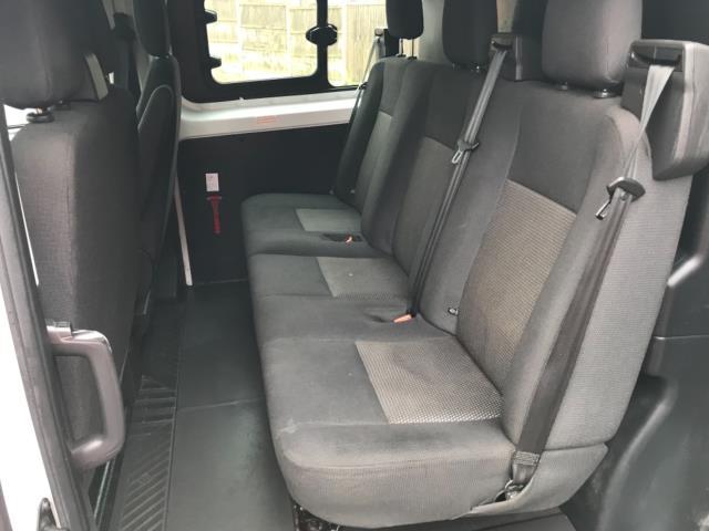2017 Ford Transit Custom  290 L1 DIESEL FWD 2.0 TDCI 105PS LOW ROOF D/CAB VAN EURO 6 (FP17VNZ) Image 28