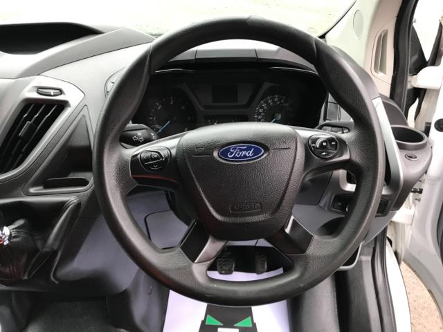 2017 Ford Transit Custom  290 L1 DIESEL FWD 2.0 TDCI 105PS LOW ROOF D/CAB VAN EURO 6 (FP17VNZ) Image 14