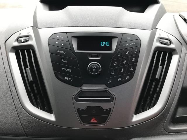 2017 Ford Transit Custom  290 L1 DIESEL FWD 2.0 TDCI 105PS LOW ROOF D/CAB VAN EURO 6 (FP17VNZ) Image 21
