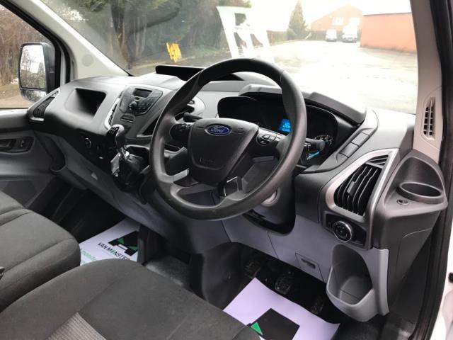 2017 Ford Transit Custom  290 L1 DIESEL FWD 2.0 TDCI 105PS LOW ROOF D/CAB VAN EURO 6 (FP17VNZ) Image 11