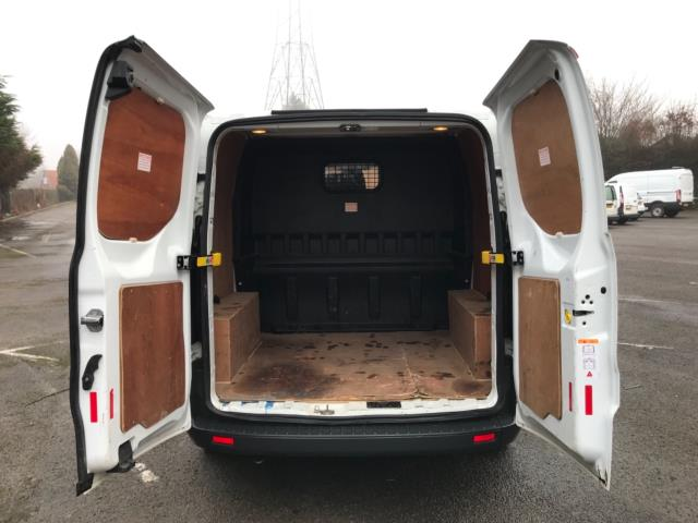 2017 Ford Transit Custom  290 L1 DIESEL FWD 2.0 TDCI 105PS LOW ROOF D/CAB VAN EURO 6 (FP17VNZ) Image 30