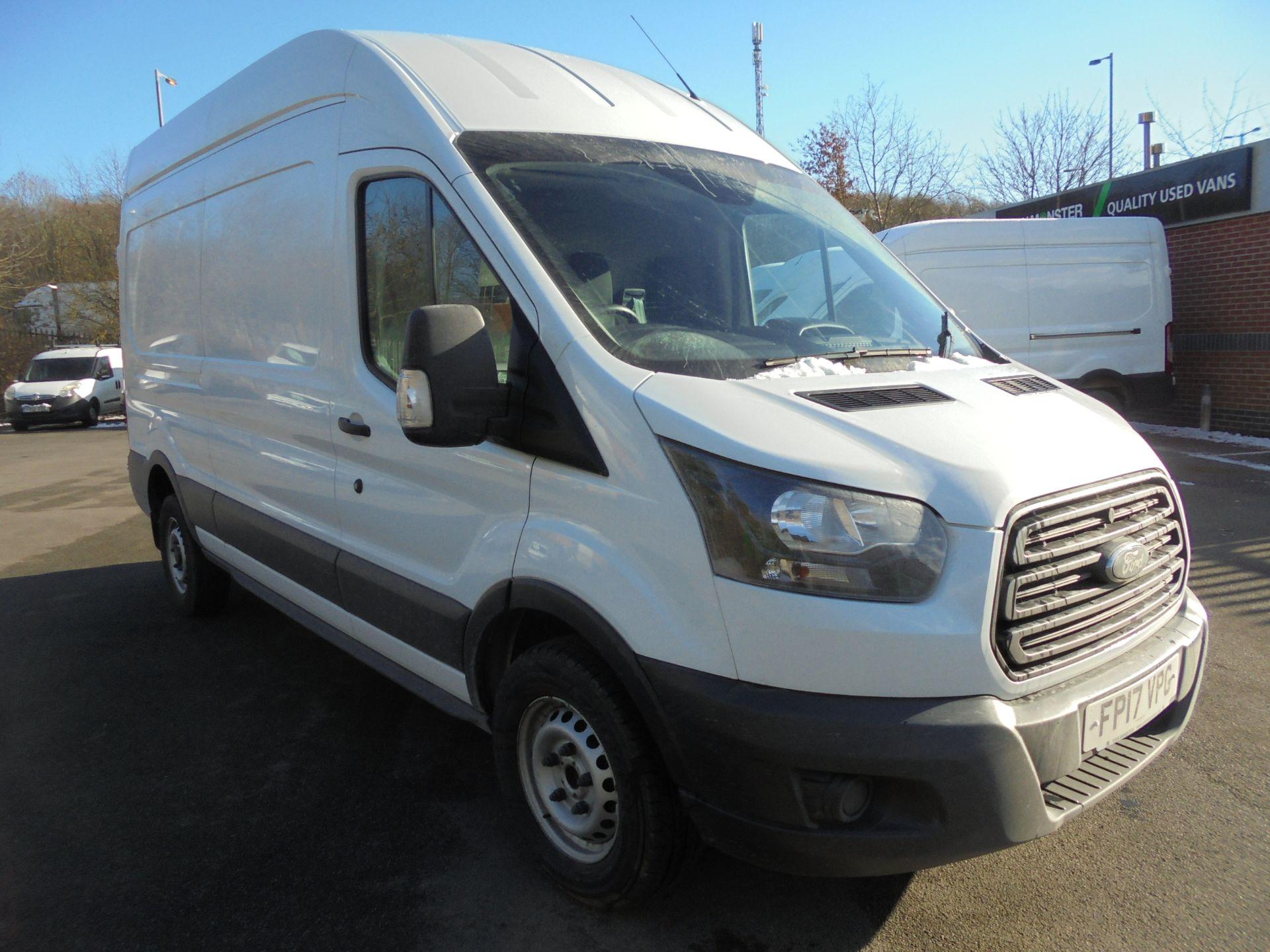 2017 Ford Transit 2.0 Tdci 130Ps H3 Van (FP17VPG)