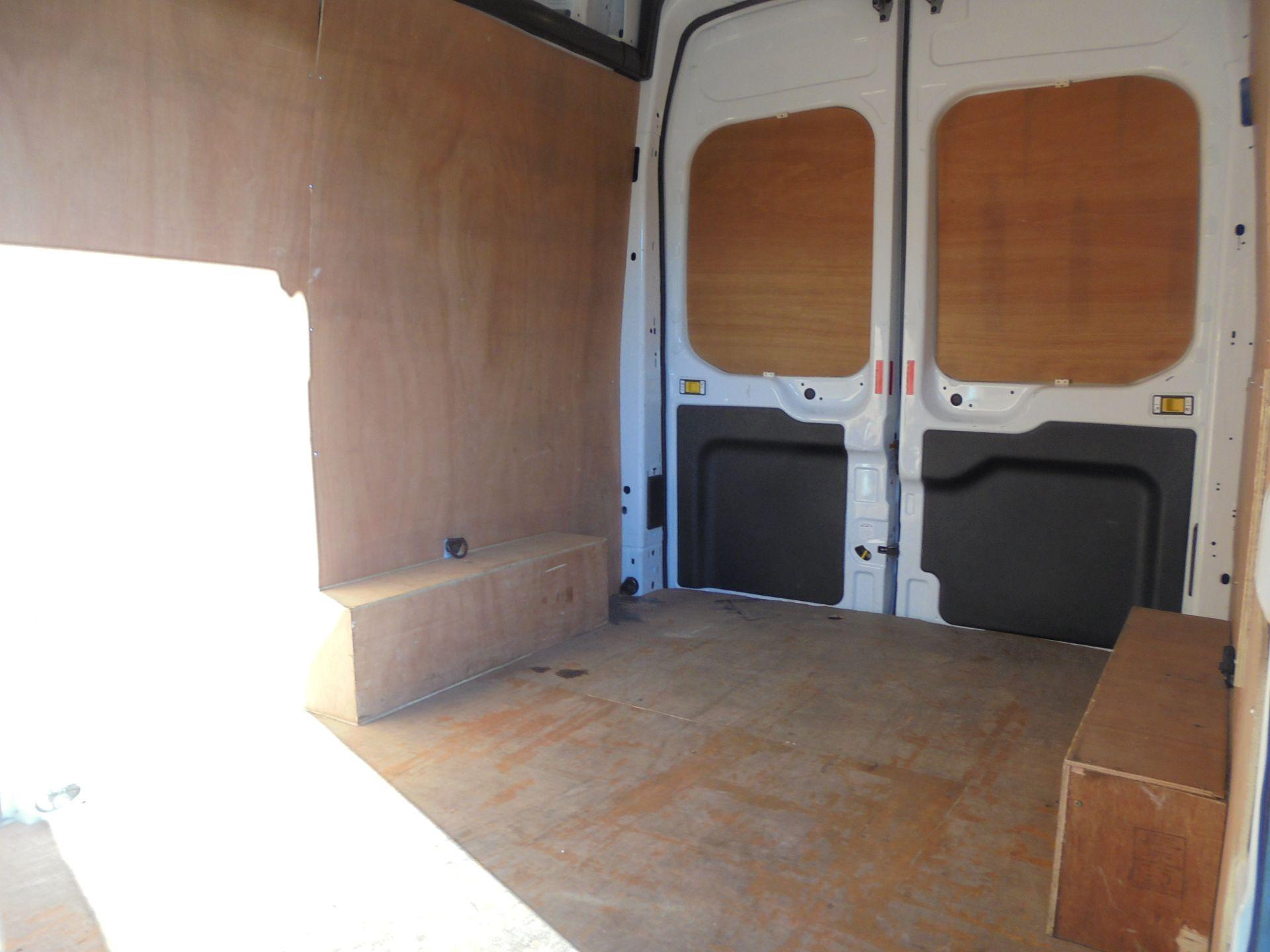 2017 Ford Transit 2.0 Tdci 130Ps H3 Van (FP17VPG) Image 7