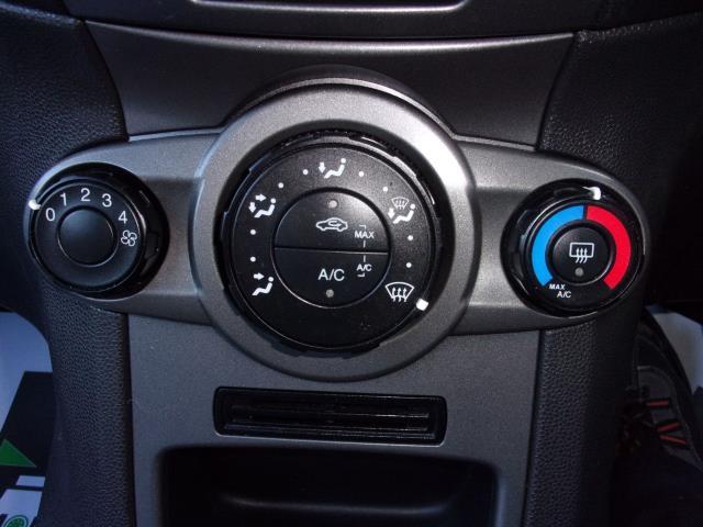 2017 Ford Fiesta 1.5 Tdci Van (FP17VPL) Image 7