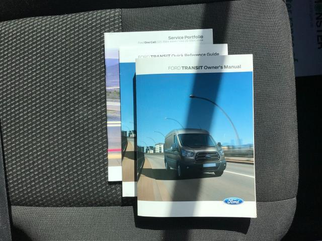 2017 Ford Transit L3 H3 VAN 130PS EURO 6 (FP17VSC) Image 28