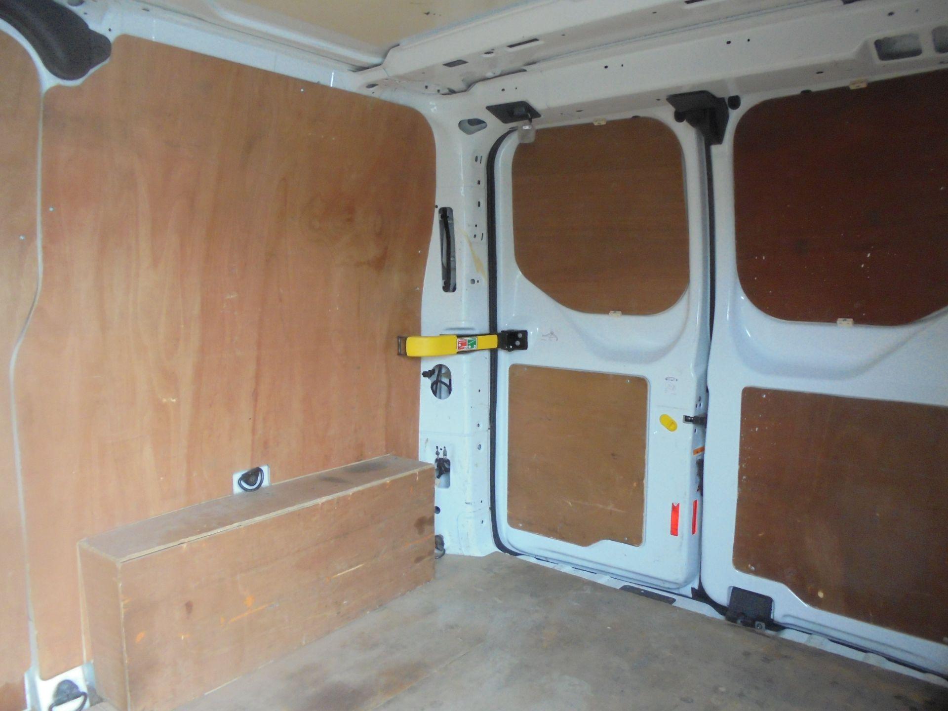 2017 Ford Transit Custom 2.0 Tdci 105Ps Low Roof Van (FP17VUH) Image 7