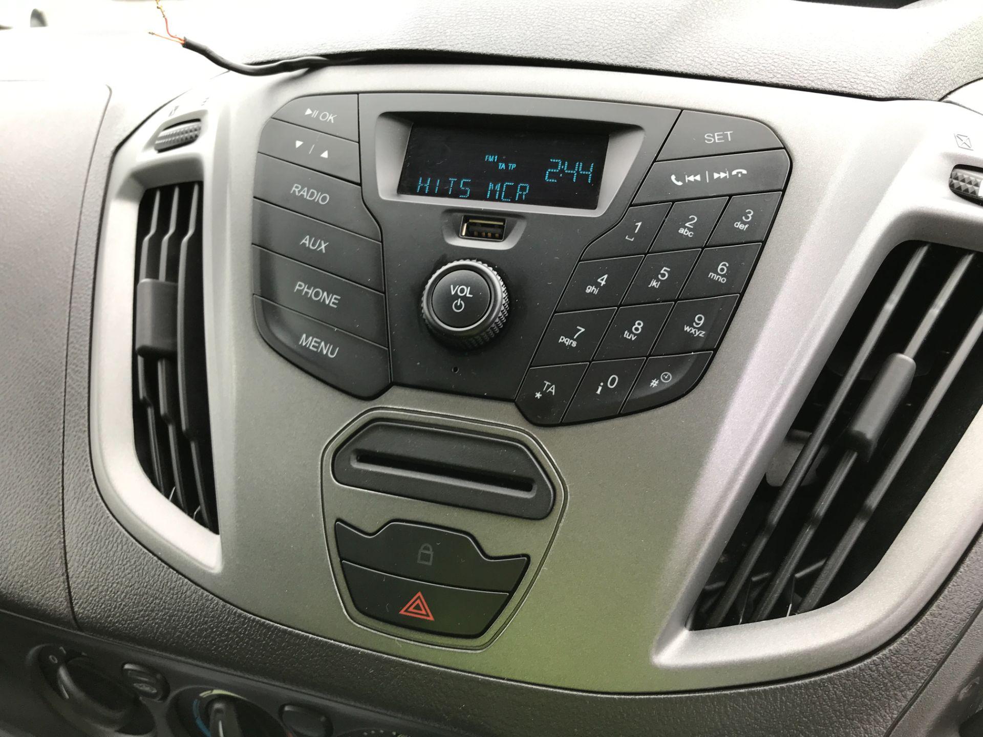 2017 Ford Transit Custom  290 L1 2.0TDCI 105PS LOW ROOF EURO 6 (FP17VUR) Image 3