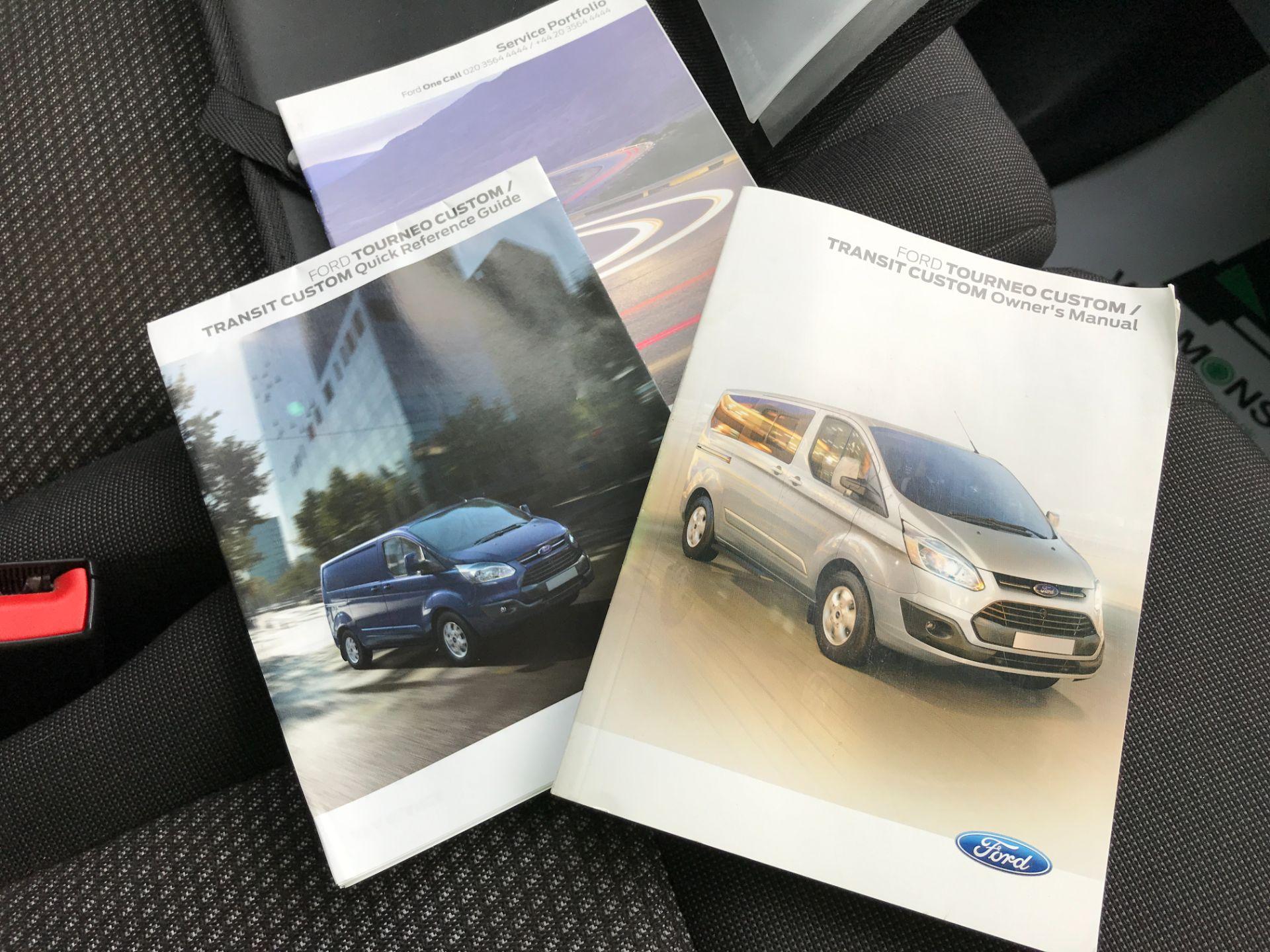 2017 Ford Transit Custom  290 L1 2.0TDCI 105PS LOW ROOF EURO 6 (FP17VUR) Image 33
