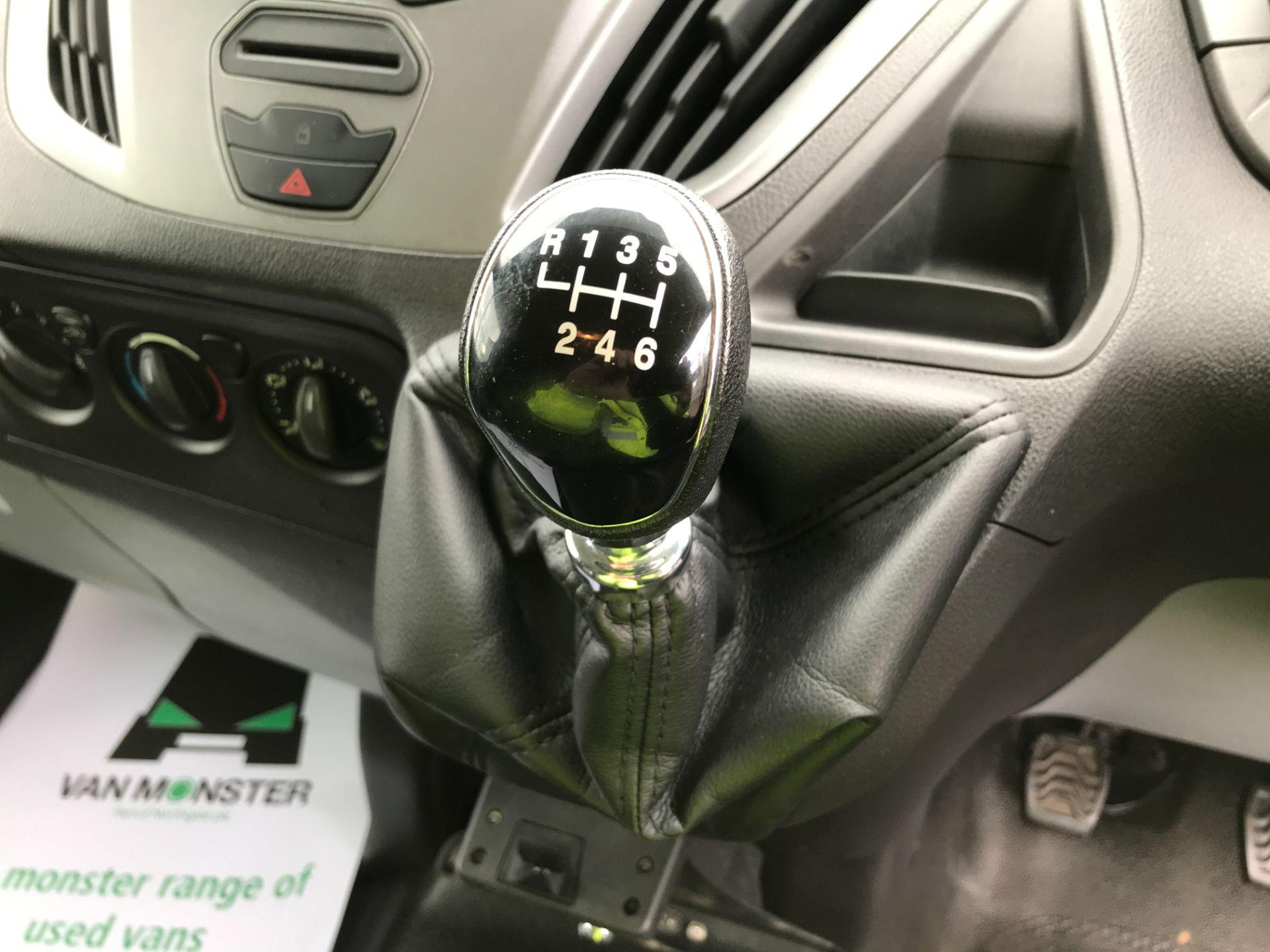 2017 Ford Transit Custom  290 L1 2.0TDCI 105PS LOW ROOF EURO 6 (FP17VUR) Image 4