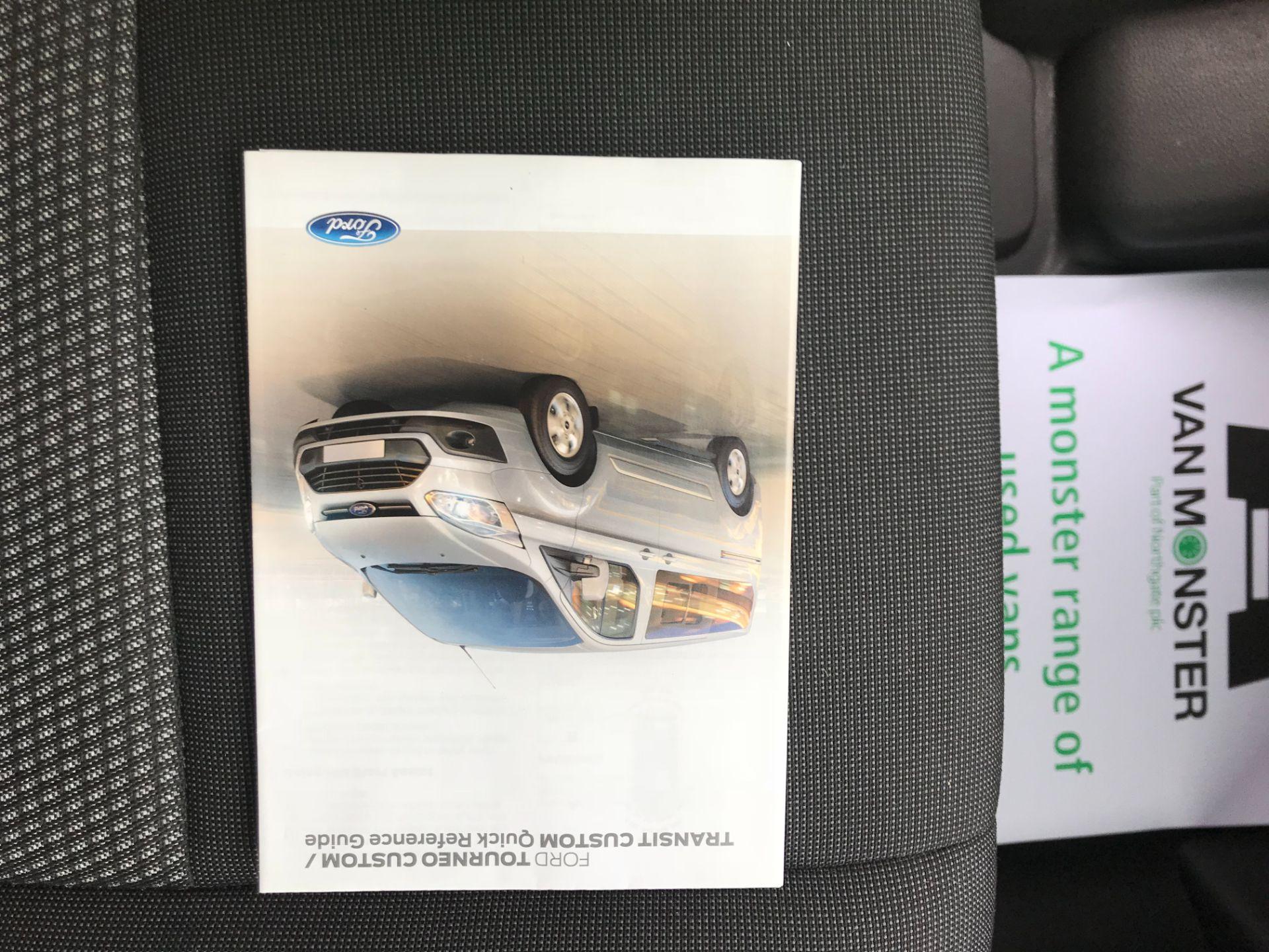 2018 Ford Transit Custom 2.0 Tdci 105Ps Low Roof Van Euro 6 (FP18AXJ) Image 45