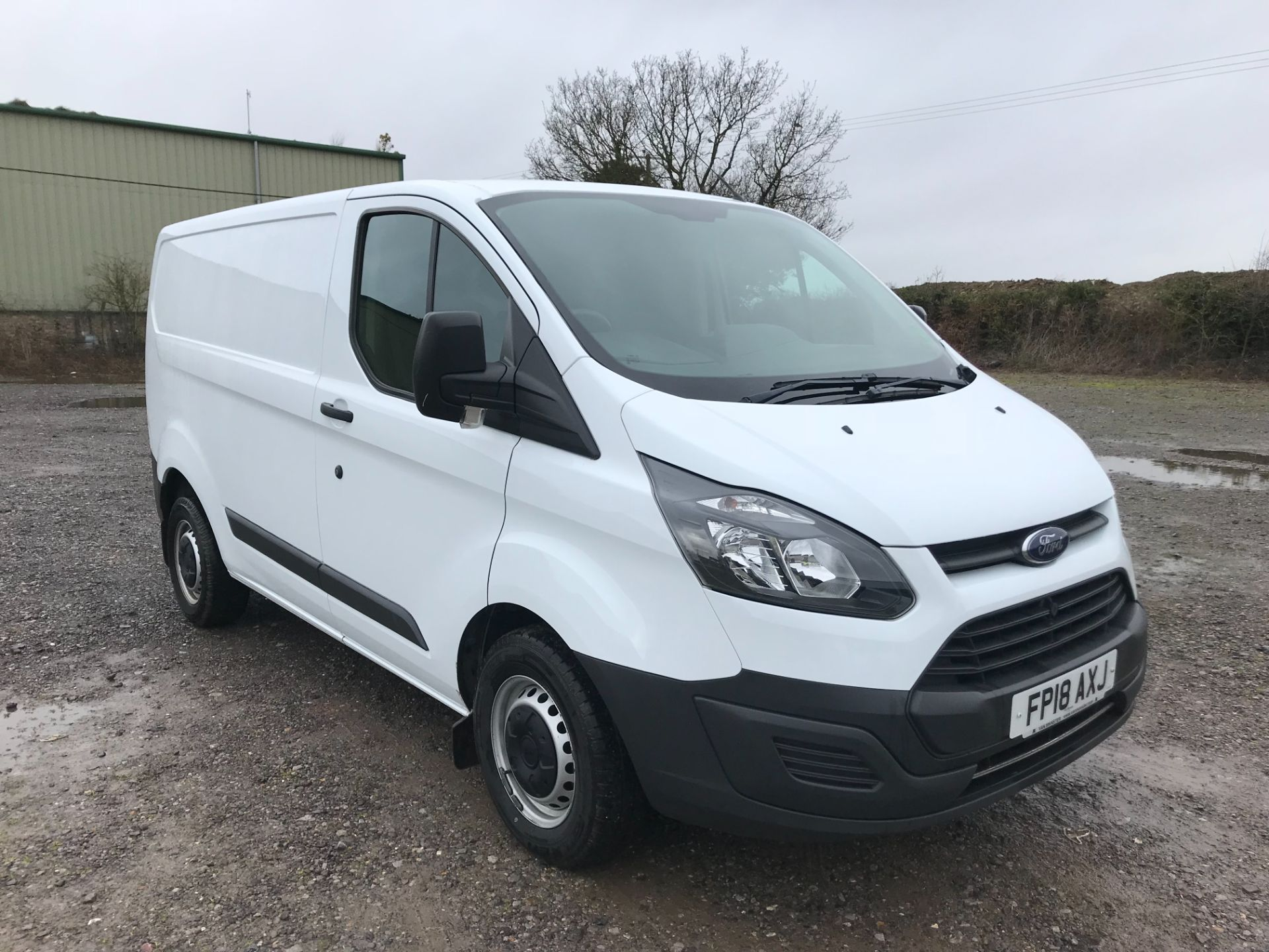 2018 Ford Transit Custom 2.0 Tdci 105Ps Low Roof Van Euro 6 (FP18AXJ)