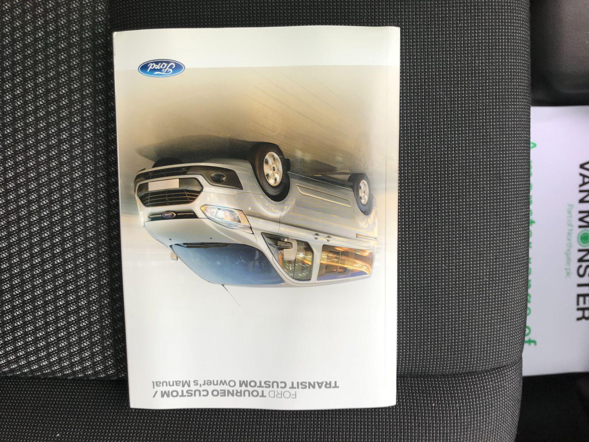 2018 Ford Transit Custom 2.0 Tdci 105Ps Low Roof Van Euro 6 (FP18AXJ) Image 43