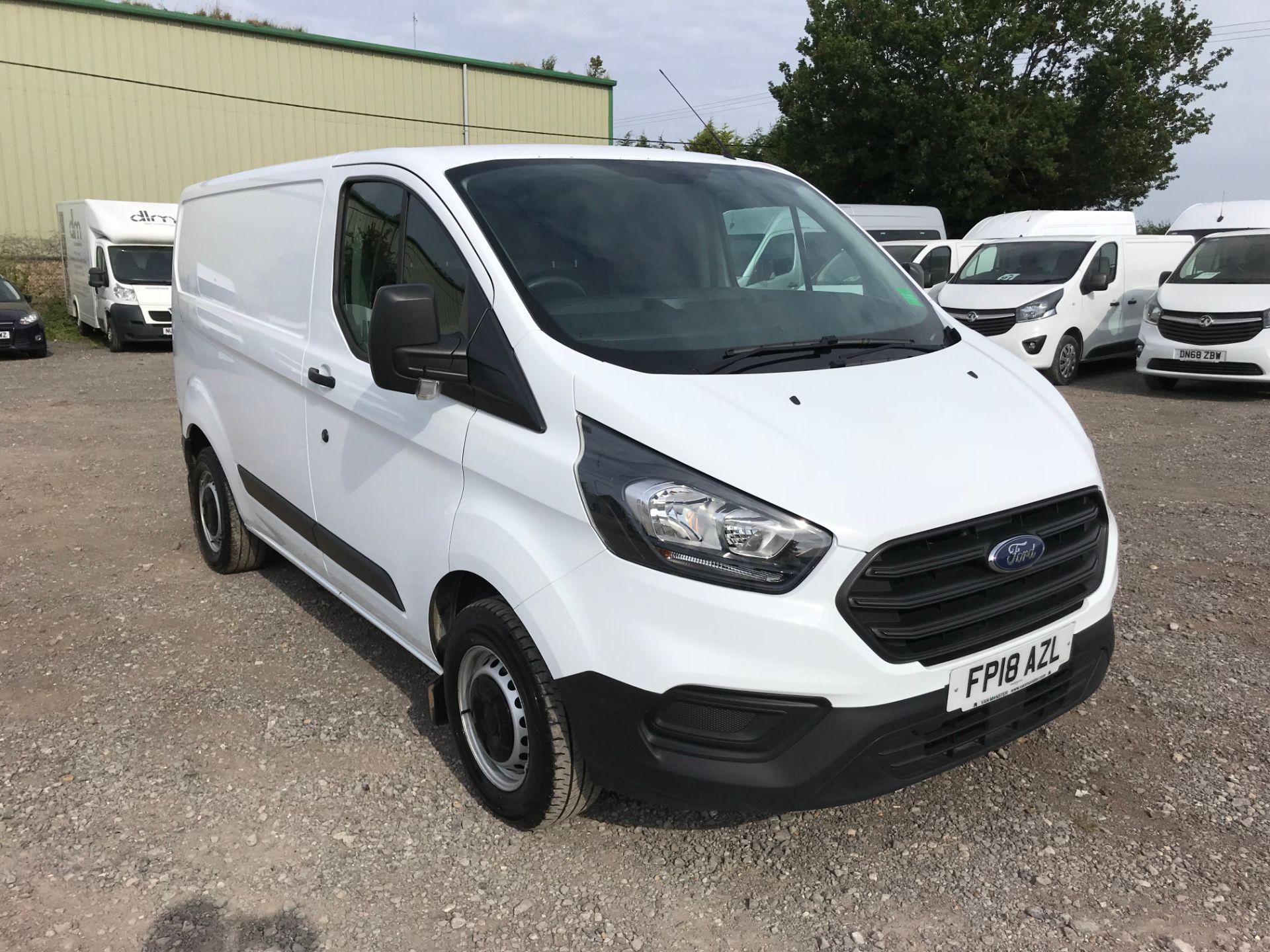 2018 Ford Transit Custom 2.0 Tdci 105Ps Low Roof Van (FP18AZL)