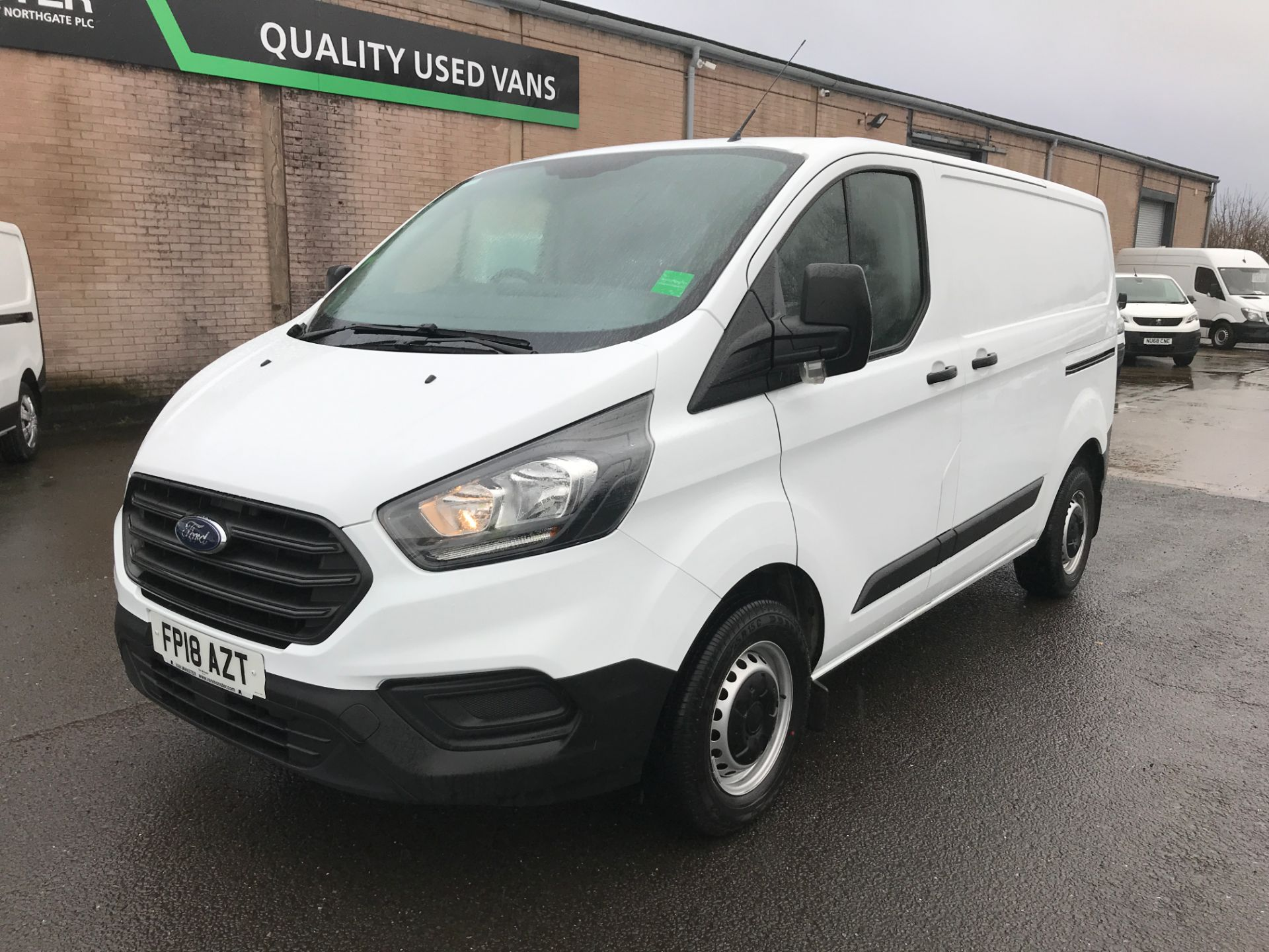 2018 Ford Transit Custom 300 L1 2.0TDCI 105PS LOW ROOF EURO 6 (FP18AZT) Image 15