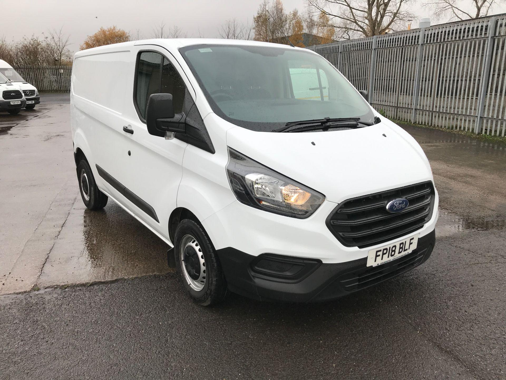 2018 Ford Transit Custom 300 L1 2.0TDCI 105PS LOW ROOF EURO 6 (FP18BLF)
