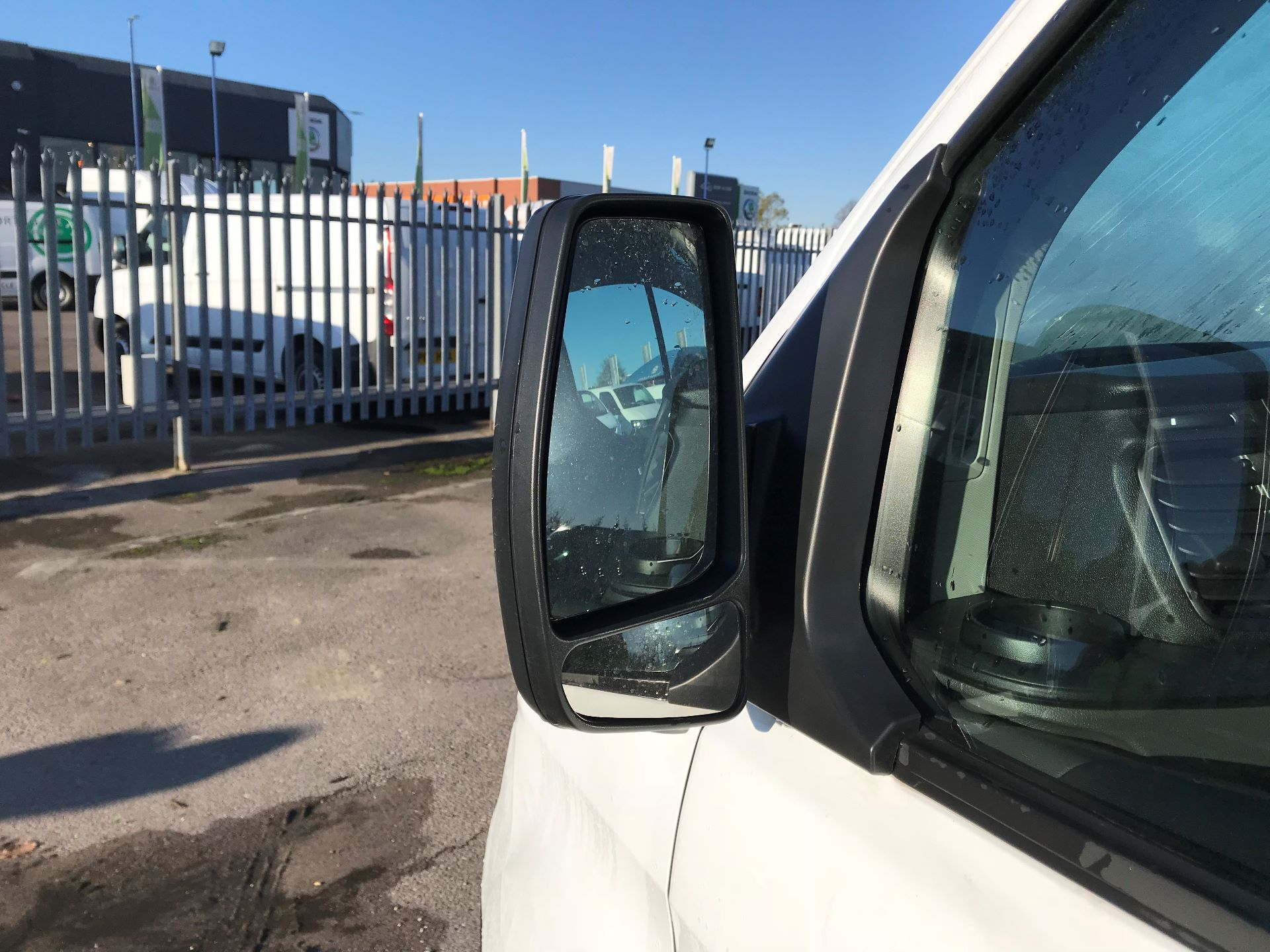 2018 Ford Transit Custom  2.0 TDCI 130PS L/R KOMBI EURO 6 (FP18BUW) Image 7