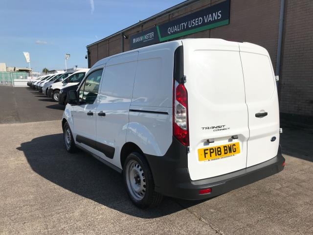 2018 Ford Transit Connect T200 L1 H1 1.5TDCI 75PS EURO 6 (FP18BWG) Image 4