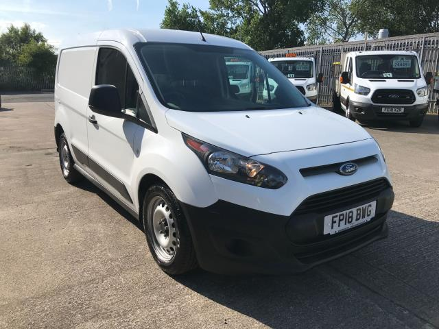 2018 Ford Transit Connect T200 L1 H1 1.5TDCI 75PS EURO 6 (FP18BWG)